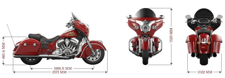INDIAN® CHIEFTAIN™
